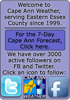 Cape Ann Weather Intro